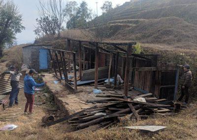 Local builders, Nag Pokhari (2)