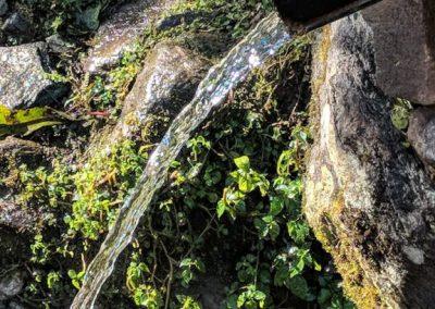 Local water source, Sirandanda