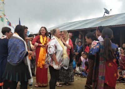 Nepalese local wedding - HGA Women's Trek 2019