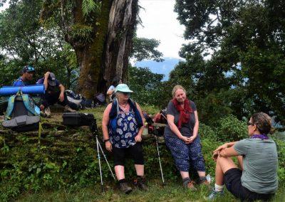 Some of our trekkers - HGA Women's Trek 2019