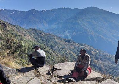 View enroute to Nag Pokhari (7)